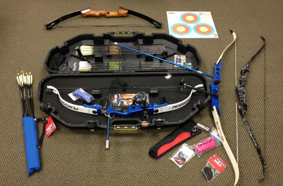 Learn more about Archery Equipment