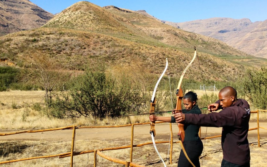 Health benefits of Archery